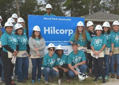 Hilcorp Volunteer Program